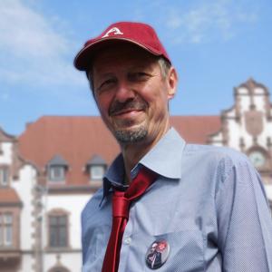 PARTEI Mitglied Andreas Preker-Frank