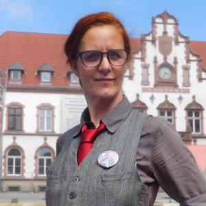 Die PARTEI Mülheim, Sandra W.