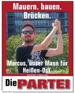 Die PARTEI Mülheim, Heißen-Ost