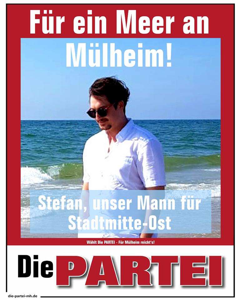 Die PARTEI Mülheim, Stadtmitte-Ost