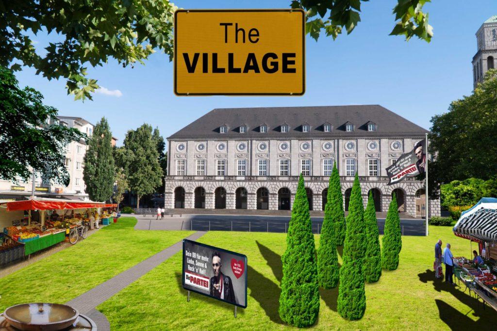 The Village, Die PARTEI Mülheim